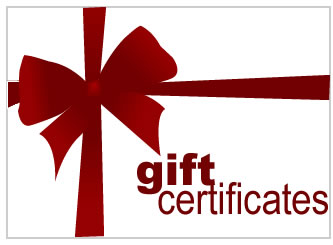 Don't Stand in Line Buy your Gift Certificate Online today