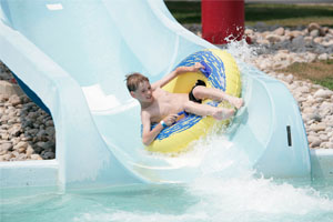 waterpark OPEN DAILY!