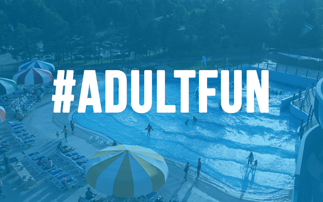 adult waterpark party!